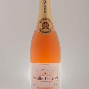 """Achille Princier Champagne """"Rosé"""""""