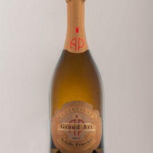 """Champagne """"Grand Art"""" Achille Princier"""