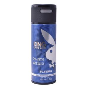 DEODORANT IN SPRAY KING OF THE GAME PLAYBOY (150 ML)