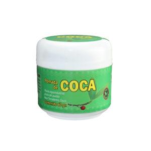 POMADA DE COCA