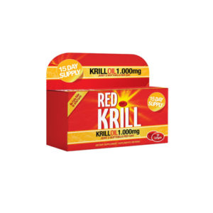 RED KRILL OIL
