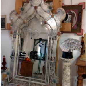 PAULY 40's mirror