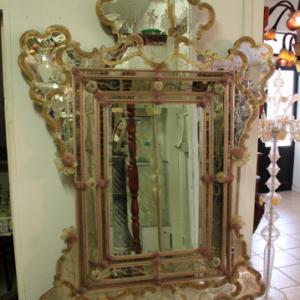 PAULY 50's mirror