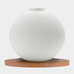 """Infinite Sphere Vase"""