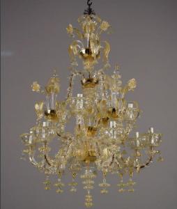 Luminaires Classiques Art.Fabio 6 luci