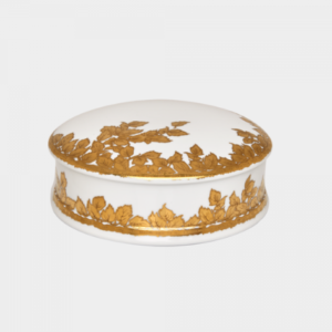 Bonbonnière Gold Leaf