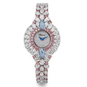 Diamond lady watch 《 CHOPARD 》