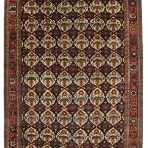 Bakhtiari rugs