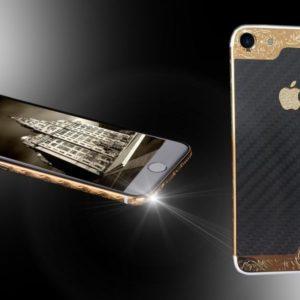 24ct Gold iPhone 8 Unique Classic Edition