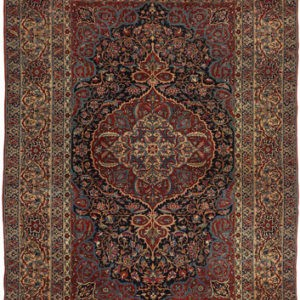 Isfahan Antique rugs