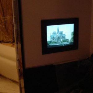 Tv In Wall 4K