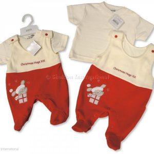 Baby Christmas 2 pcs Set