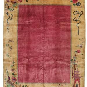 China Antique: Art Deco 1920 rugs
