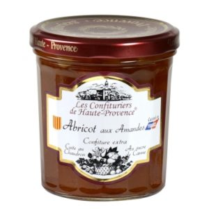 APRICOT WITH ALMONDS JAM