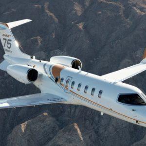 Learjet 75 Liberty