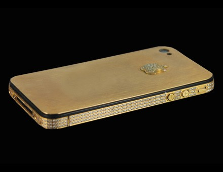 Image result for iPhone 4S ELITE GOLD