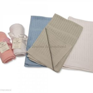 Baby Cellular Roll Cotton Blanket