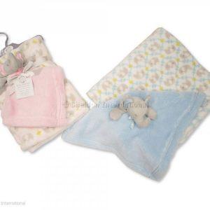 Baby Blanket with Comforter