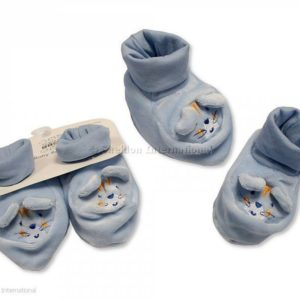 Baby Booties - Tiger