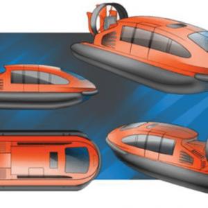 Hovercraft 12Seats