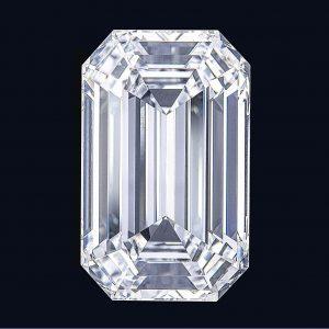 Diamond Emerald Cut (Switzerland)