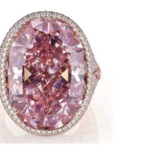 Diamond ovale